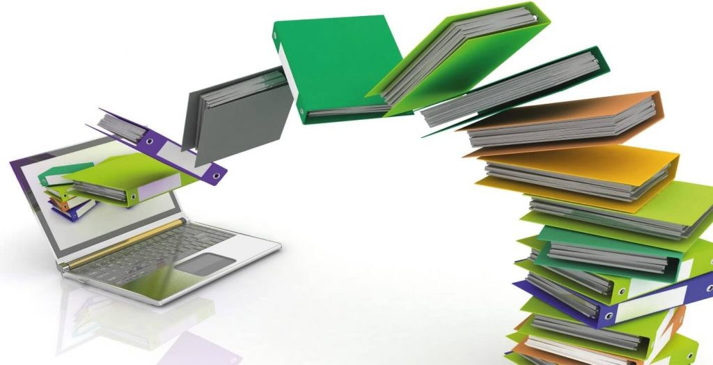Pros and cons of electronic document storage - Access Records Management